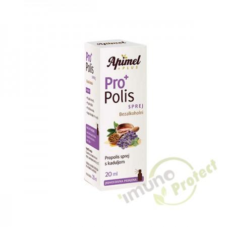 Bezalkoholni propolis sprej s kaduljom Apimel 20 ml