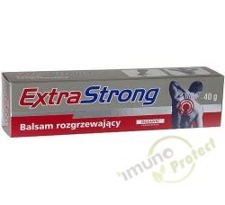EXTRA STRONG, balzam za masažu s toplinskim efektom