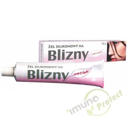 Blizny – Silikonski gel za ožiljke, 30g