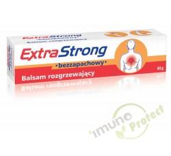 EXTRASTRONG, balzam za masažu s toplinskim efektom BEZ MIRISA, 40g