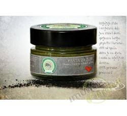 Pasta za zube neem - glina - ugljen
