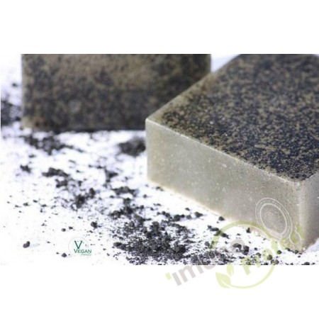 Sapun za čišćenje lica glina/ugljen 50g
