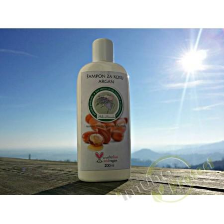 Šampon za kosu Argan 200ml