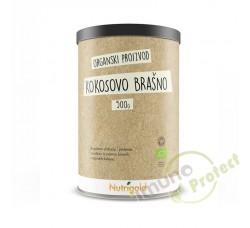 Kokosovo brašno – Organsko, Nutrigold 500g