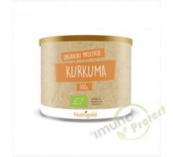 Kurkuma - Organska Nutrigold, 100g