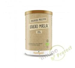 Kakao maslac Nutrigold, 200g