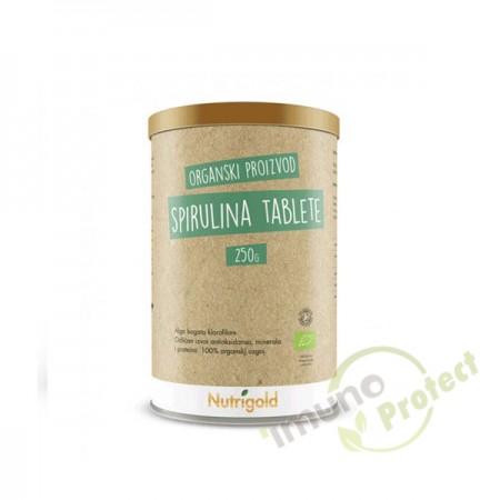 Spirulina tablete Nutrigold, 250g