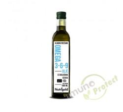 Omega 3-6-9 Ulje Nutrigold - Organsko, 500ml