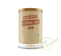 Cimet cejlonski organski Nutrigold, 250 g