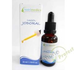 Lugol Jodoral Nutrimedica, 30ml