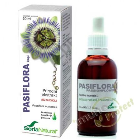 Pasiflora – prirodni ekstrakt 50 ml