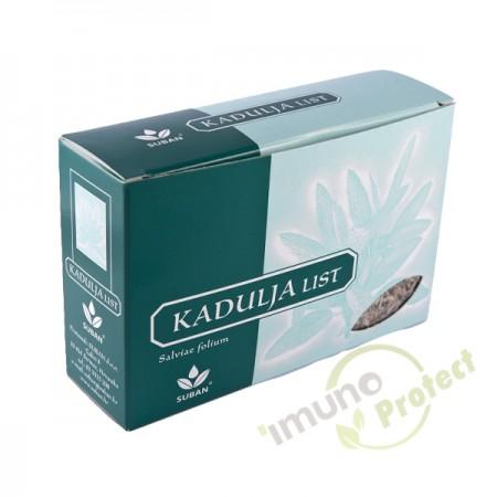 Čaj Kadulja list 40 g, Suban