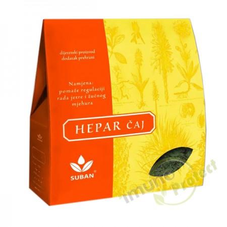 Hepar čaj Suban 80g