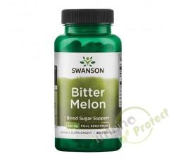 Gorka dinja (Bitter Melon) Swanson 500 mg, 60 kapsula
