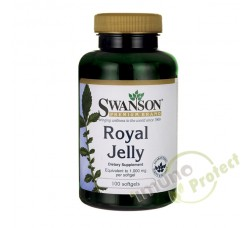 Royal Jelly Swanson matična mliječ 1000 mg, 100 kaps
