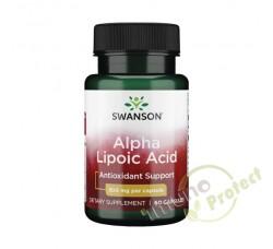 Ultra Alfa lipoična kiselina ALA 60 caps