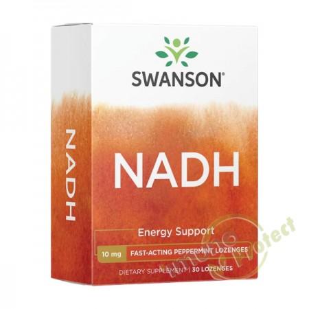 Koenzim NADH 10 mg 30 tabl