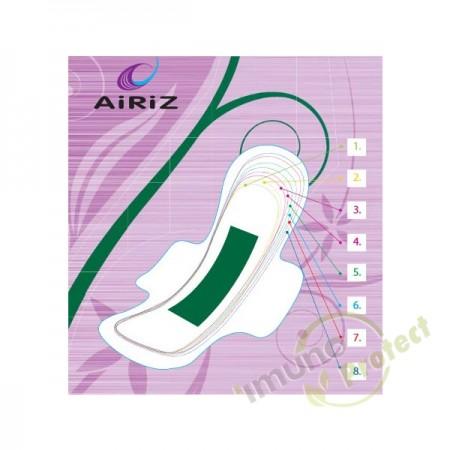 Airiz higijenski ulošci s aktivnim kisikom, svakodnevni 1 paket