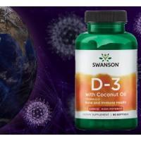 Manjak vitamina D udvostručuje rizik za infekciju koronavirusom