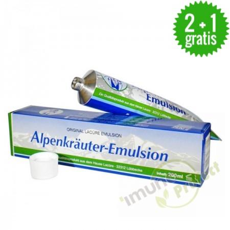Alpska emulzija Lacúre - bijela 200 ml