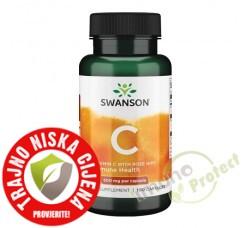 Vitamin C sa koncentratom ploda šipka, 100 kaps